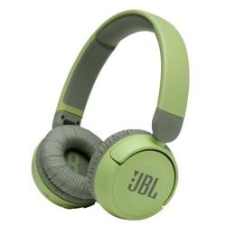 JBL JR310BT GRN, безжично свързване, микрофон, Bluetooth, зелен