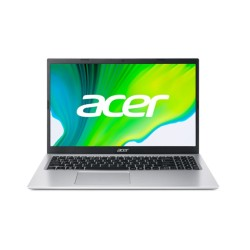 Лаптоп Acer Aspire 3 A315-35 (NX.A6LEX.00D)(сребрист), четириядрен Jasper Lake Intel Pentium N6000 1.1/3.3 GHz, 15.6
