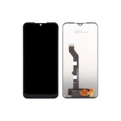 Дисплей за Motorola Moto E7 Plus, с тъч, черен