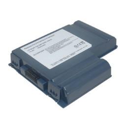 Батерия (оригинална) за лаптоп Fujitsu, съвместима с LifeBook series, 8-cell, 14.4V, 3800mAh
