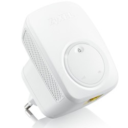 Range Extender/Репитер ZyXEL WRE2206, 300Mbps, 802.11n, 1x 10/100Mbps LAN, WPS button, WEP/WPA/WPA2