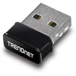 Мрежови адаптер TRENDnet TEW-808UBM, 867 Mbps, Wireless-N/G/B/A/AC, USB адаптер