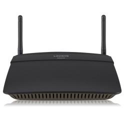 Рутер Linksys EA6100, 1200Mbps, 2.4GHz(300 Mbps)/5GHz(867 Mbps), Wireless AC, 4x LAN 100, 1x WAN 100, 1x USB 2.0, 2x външни антени