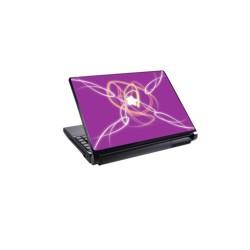 Декорация /скин/ Fullmark LS0001, за лаптопи до 26.7 x 39.37cm, лилав