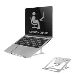 Стойка за лаптоп NewStar NSLS085SILVER, от 10