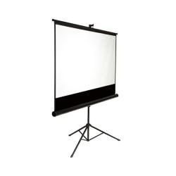 Екран Privileg Compact 81, преносим сгъваем трипод, 1800x1020 мм, 16:9