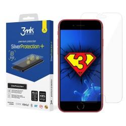 Защитно фолио 3MK SilverProtection+, за Apple iPhone 7/8/SE, антимикробно