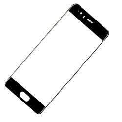 3D Протектор от закалено стъкло /Tempered Glass/ за Huawei P20 Pro