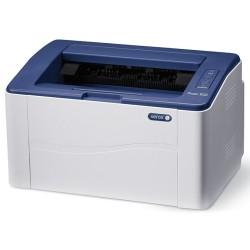 Лазерен принтер Xerox Phaser 3020, 600x600dpi, 20стр/мин, 128MB, Wi-Fi, USB, A4