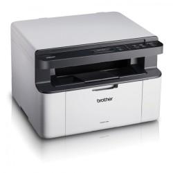 Мултифункционално лазерно устройство Brother DCP-1510E, монохромен лазерен принтер/копир/скенер, 2400x600dpi, 20стр/мин, USB, A4