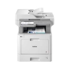 Мултифункционално лазерно устройство Brother MFC-L9570CDW, цветен принтер/копир/скенер/факс, 2400 x 600 dpi, 31 стр/мин, Wi-Fi/Direct, LAN1000, USB 2.0, двустранен печат, A4, ADF, 7.0