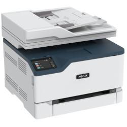 Мултифункционално лазерно устройство Xerox C235, цветен принтер/копир/скенер/факс, 600 x 600, 22 стр./мин, Wi-Fi, LAN, USB, A4