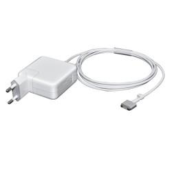 Захранване (заместител) за лаптопи Apple A1436/A1465/A1466/MD760/MD711/MD712/MC223/MD224/MD231/2, 14.85V/3.05A, 45W, MagSafe2 жак