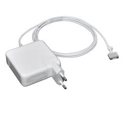 Захранване (заместител) за лаптопи Apple A1425/A1435/A1502/MC865/ME864/MF839/MD212/MD2123/MD662, 16.5V/3.65A, 60W, MagSafe2 жак
