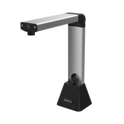 Скенер IRIScan Desk 5, 3264 x 2448 dpi, A4, 1x USB 2.0 Type B, 1x USB 2.0 Type A, USB, сив