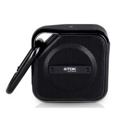 Тонколона TDK A12 Trek Micro, 1.0, 4W, Bluetooth/NFC, черна, вградена батерия