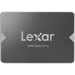 Памет SSD 480GB, Lexar NQ100 (LNQ100X480G-RNNNG), SATA 6Gb/s, 2.5