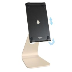 Стойка за таблет Rain Design mStand tablet plus, 145 х 290 х 181мм, за таблети до 12.9