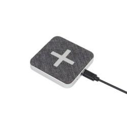 Безжично зарядно устройство A-Solar Xtorm XW204, от USB-C 5V/2A, 9V/1.67A, към Qi Wireless 5W, 7.5W, 10W, сиво