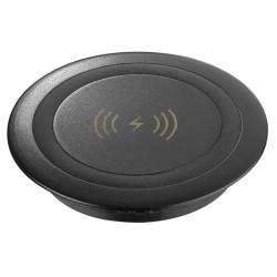 Безжично зарядно устройство Lumi DWC01-1W, от USB-А(м) към безжично зарядно, за вграждане, черно