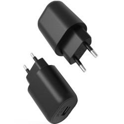 Зарядно устройство PZX C800E, от контакт към 1x USB A(ж), 5V, 2A, черно