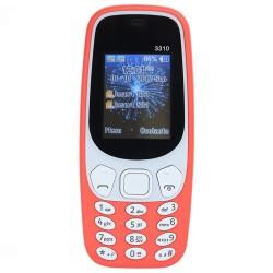 GSM Nokia 3310 (2017)(различни цветове), поддържа 2 sim карти, 2.4