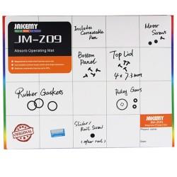 Магнитна подложка за закрепяне на метални елементи Jakemy Z09