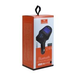 FM Трансмитер Earldom M18, Bluetooth, USB, 2.4A