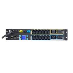 Eлектрически филтър Eaton ePDU EMIH06, 2U, 7kW max, Daisy Chain до 8x, 12x IEC-320-C13, 4x IEC-320-C19