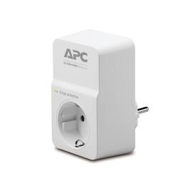 Филтър APC Essential SurgeArrest, 1 гнездо, 230V